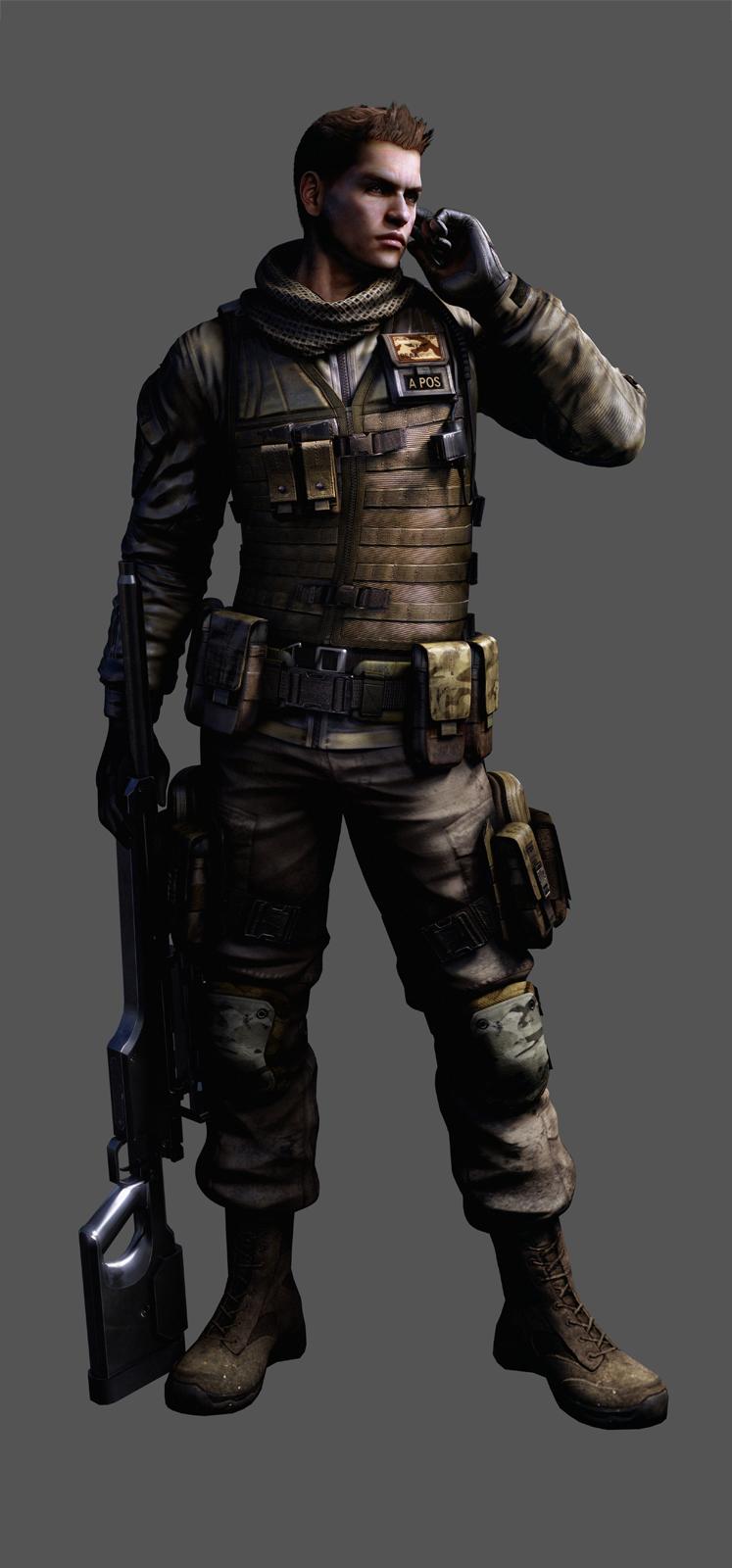 Piers Nivans Resident Evil Wiki Fandom
