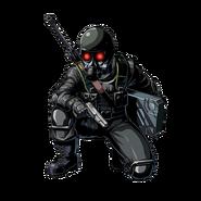 BIOHAZARD Clan Master - HUNK 06