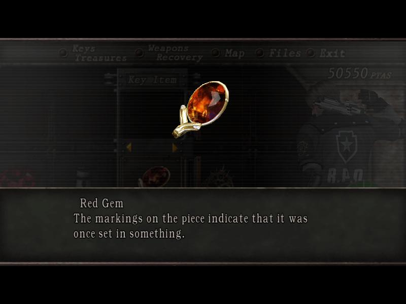 Red Gem | Resident Evil Wiki | FANDOM powered by Wikia