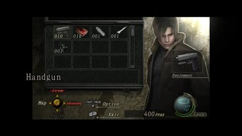 Resident Evil 4 Trial Edition (USA Ver