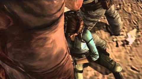 Resident Evil Revelations all cutscenes Episode 1-2 (Virus Traces)