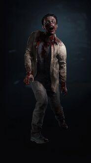 Zombie4 Resident Evil 2 re2 remake 2019 artwork