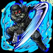 BIOHAZARD Clan Master - HUNK 11