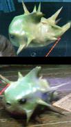 Blowfish resident evil 2