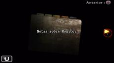 Notas sobre Monitor