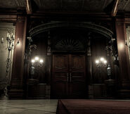 REmake background - Entrance hall - r106 00106