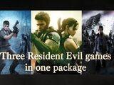 Resident Evil Triple Pack - Nintendo Switch Trailer