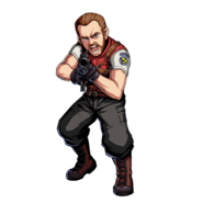 Barry RE1 Clan Master4
