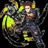 Chris RE5 Heavy Metal Clan Master3