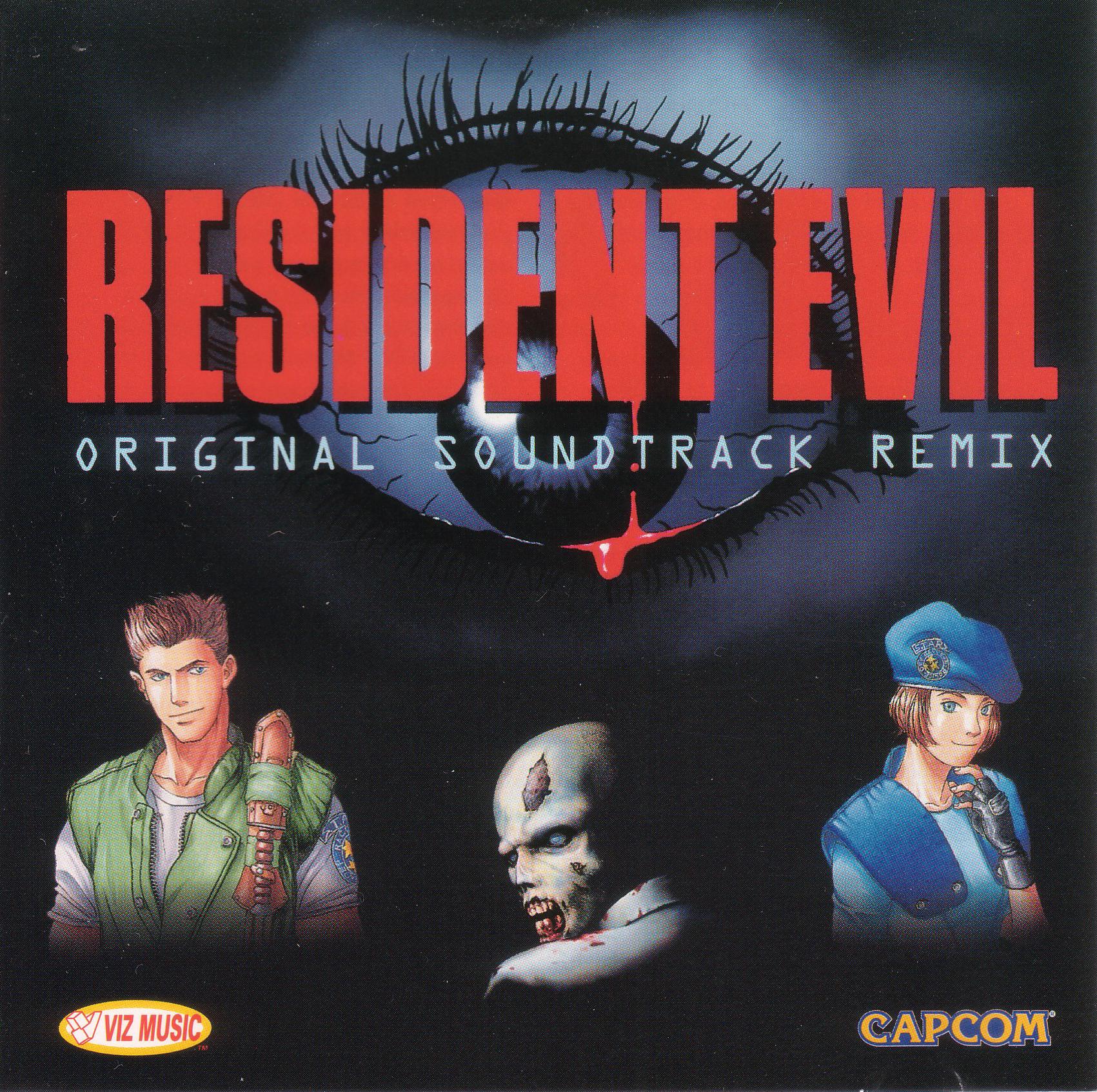 Resident Evil Original Soundtrack Remix Resident Evil Wiki Fandom