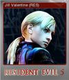 Resident Evil 5 Biohazard 5 Foil 5
