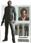 Resident Evil 6 Art Book 3