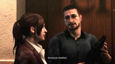 Resident Evil Revelations 2 all cutscenes - Siege on Terra Save
