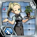BIOHAZARD Clan Master - Character card - Cindy Lennox 1