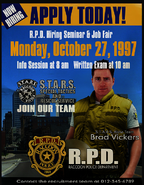 Brad poster