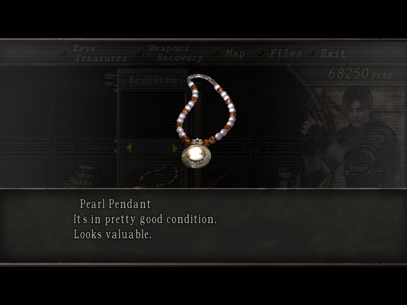 Pearl pendant resident evil wiki fandom powered by wikia pearl pendant aloadofball Image collections
