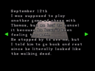 RE2 Watchman's diary 08