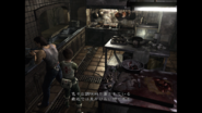 Resident Evil 0 HD - Kitchen spices examine Japanese