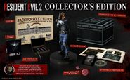 Resident Evil 2 European Collector's Edition