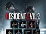 Downloadable content in Resident Evil 2