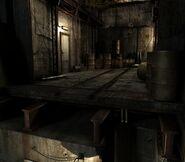 Arklay factory - Marshalling yard background 3