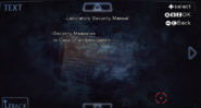 RE DC Laboratory Security Manual file page1