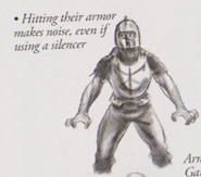 Rejected Ganado - Armored Ganado 1
