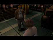 Resident Evil 3 Nemesis screenshot - Uptown - Warehouse scene 02