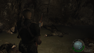 Resident Evil 4 Castle - Old Aqueduct A screenshot 6
