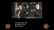 Resident Evil 4 Mobile Edition - Story 8 - Panel 1