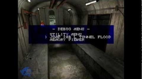 (Part 2) Resident Evil 1.5 (Incomplete Fan-Hack) Police Station 2 (Glitched Up) Sewers