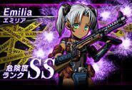 BIOHAZARD Clan Master - Battle art - Emilia