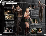 Resident Evil 4 Web Manual Xbox One 4