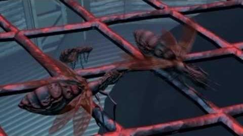 Alexia's third mutation (scene)