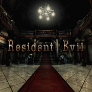 Resident Evil (Static Theme) PS Store icon
