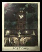 3 Postal de la torre del reloj