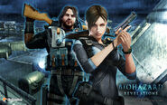 Biohazard Revelations Pachislot Wallpaper 13