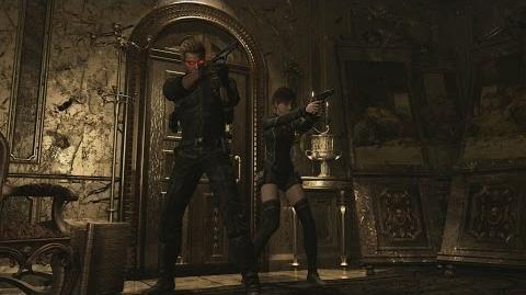 Resident Evil - Wesker Mode