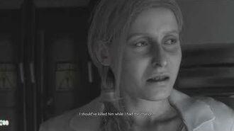Resident Evil 2 remake all scenes - Annette attacks William (Claire)