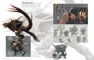 Resident Evil 6 Artworks - Creature Design (21)