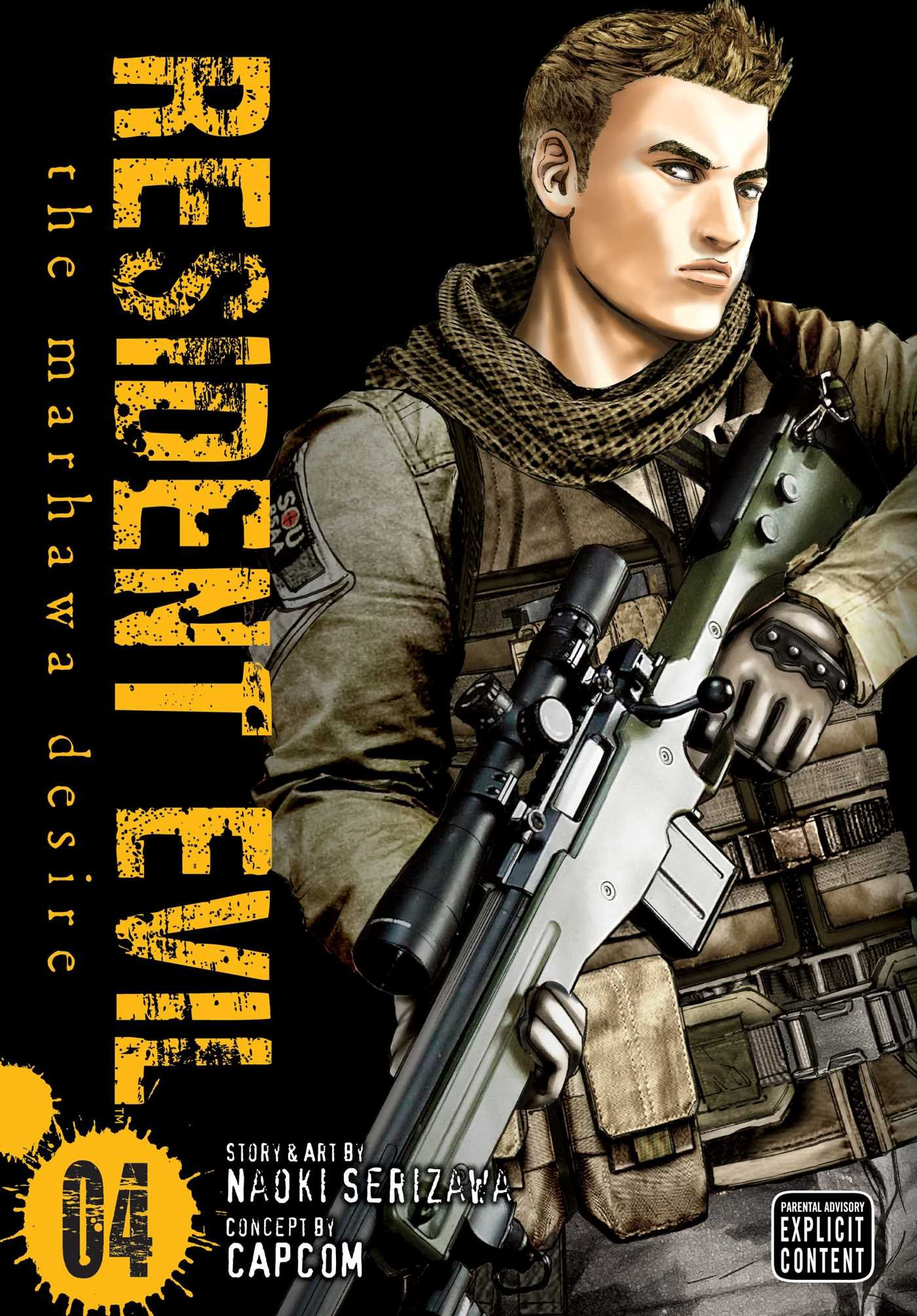 Resident Evil Biohazard Marhawa desire chapter 31: chris vs nanan trang 1