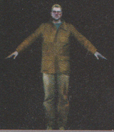 Degeneration Zombie body model 58