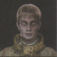 Degeneration Zombie face model 20