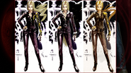 Devil May Cry HD concept art - Trish 5