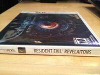 Error en la caja de Resident Evil Revelations