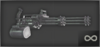 Infinite Minigun inventory