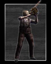 CLUB96 Ganado (Chainsaw)