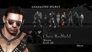 Chris Redfield (Warrior)