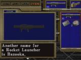 Rocket Launcher (CODE:Veronica)