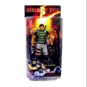 NECA - Resident Evil 5 Chris Redfield package